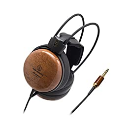 audio-technica Maestoso 密閉型ヘッドホン ウッドハウジング ハイレゾ音源対応 ATH-W1000Z