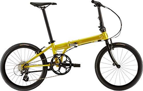 ダホン(DAHON) Speed Falco 8段変速 折りたたみ自転車 19SPFAGR00 ライムグリーン