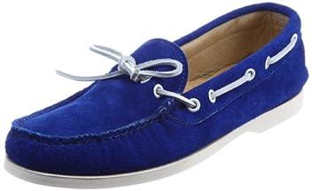 Canoe Moc: Blue