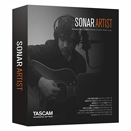 TASCAM SONAR Artist