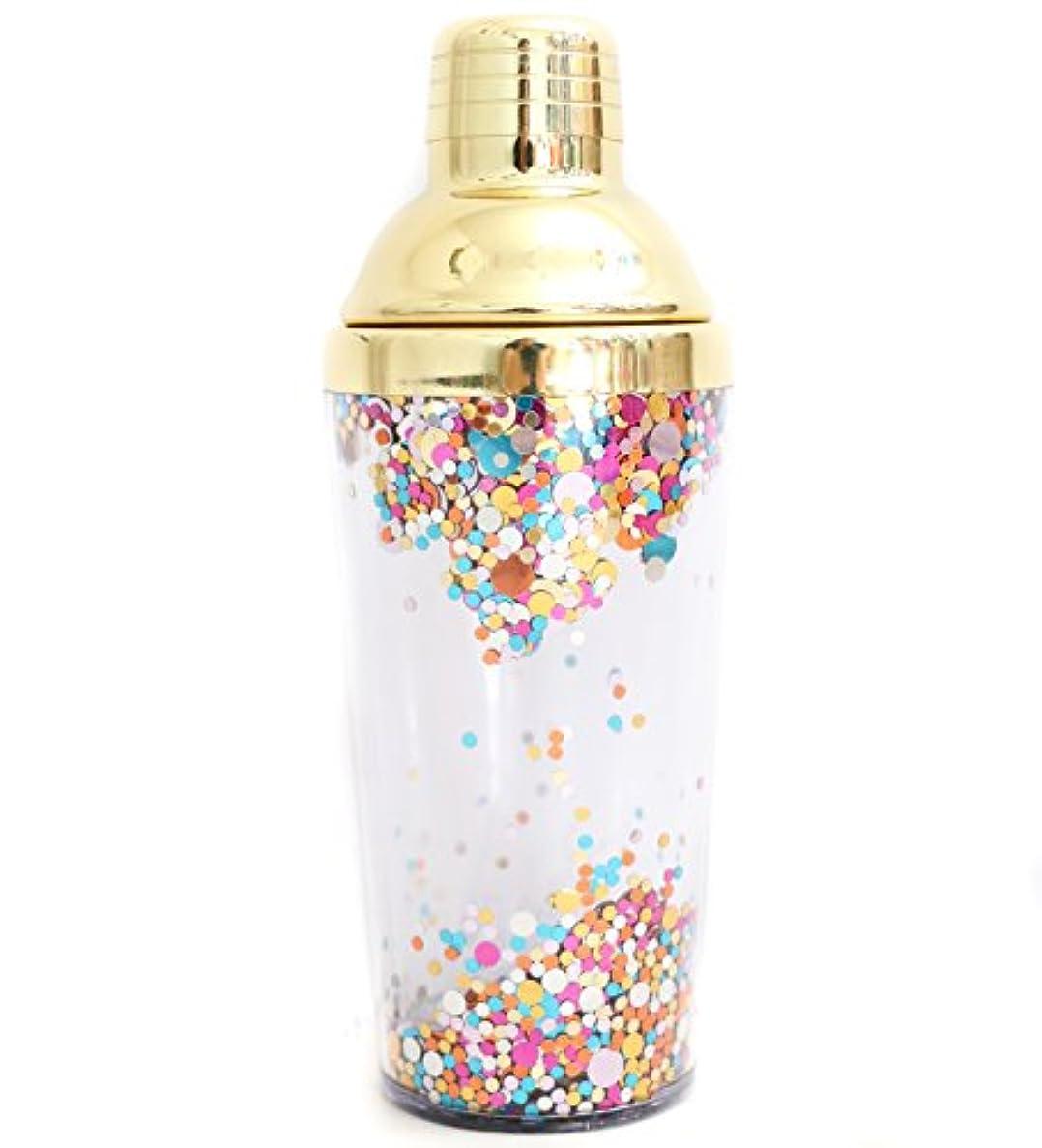酔っ払い初期バラバラにするKailoシック紙吹雪Cocktail Shaker