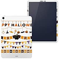 igsticker iPad Pro 11 inch インチ 対応 apple iPad Pro11 シール アップル アイパッド A1934 A1979 A1980 A2013 iPadPro11 全面スキンシール フル 背面 側面 正面 液晶 タブレットケース ステッカー タブレット 保護シール 015410 ハロウィン カボチャ お菓子 英字