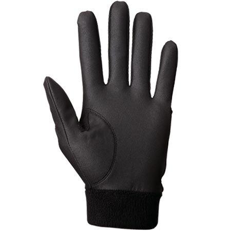 ザナックス 守備用手袋(片手用) 一部高校野球対応 BBG-64H 0101高校対応 Mサイズ左手