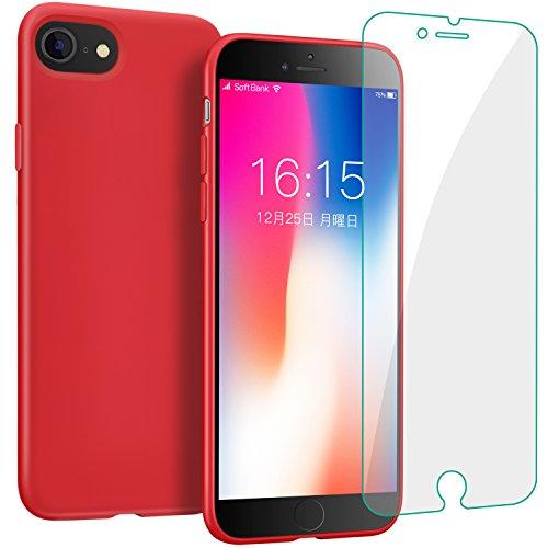 JASBON iPhone7/8 ケース シリコン アイフォ...