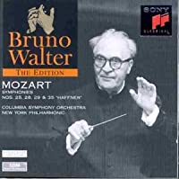 Symphony No. 25/Bruno Walter Edition by Wolfgang Amadeus Mozart