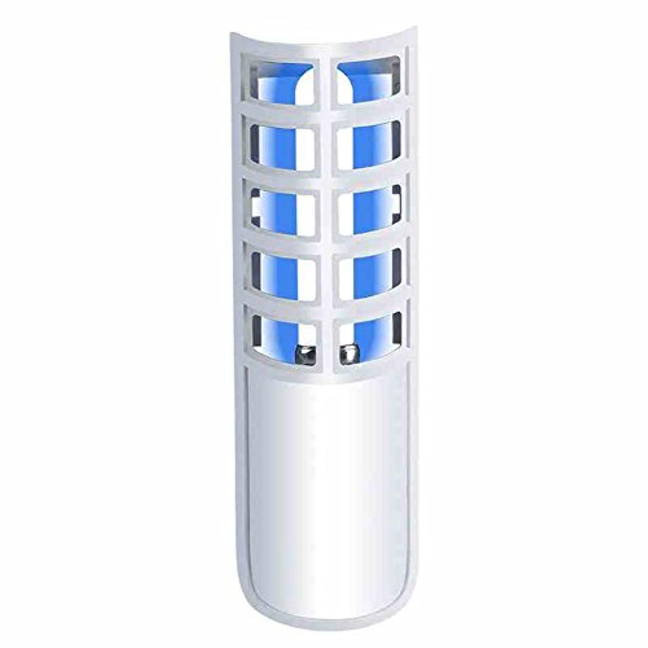 やるパワー永続WENZHE 蚊対策 殺虫器灯 誘虫灯 虫除け インドア スティッキートラップ サイレント 蚊 タンパー、 白、 2つのスタイル、 50×200mm (色 : B)