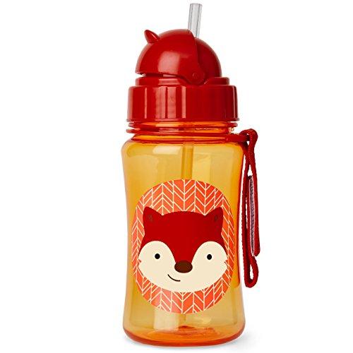 Skip Hop Forget Me Not Kid Straw Bottle, Ferguson Fox