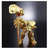 魂ネイション2012限定 スーパーロボット超合金 勇者王ガオガイガー 金色の破壊神Ver.