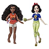 ディズニー プリンセス ラルフ インターネット映画の人形 モアナと雪の白の人形 快適な服とアクセサリー付き