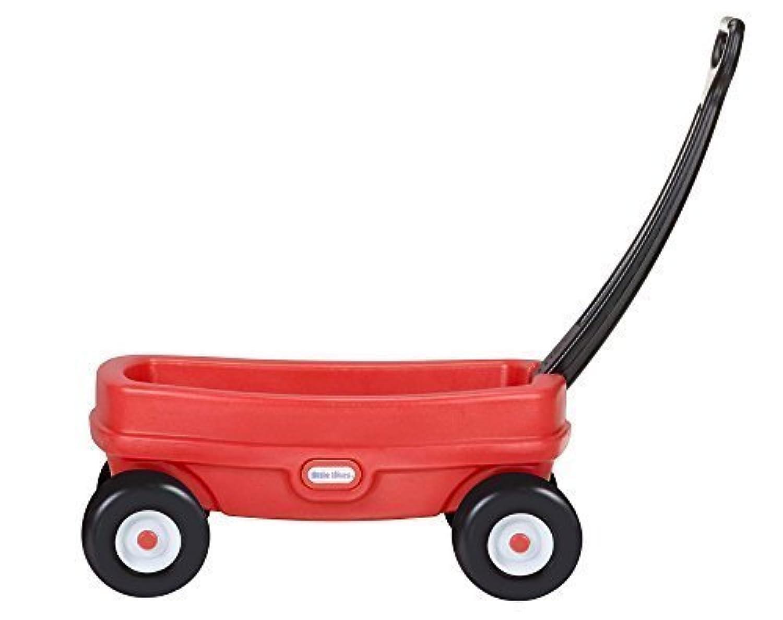 Little Tikes Lil' Wagon Red [並行輸入品]