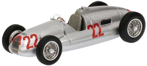 1/43scale ミニチャンプス MINICHAMPS Auto Union Typ D Italian GP 1938 Winner Tazio Nuvolari アウトウニオン タイプD イタリ