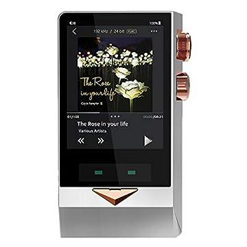 N8 DAP Nutube真空管搭載 DSDネイティブ/ハイレゾ対応デジタルオーディオプレーヤー