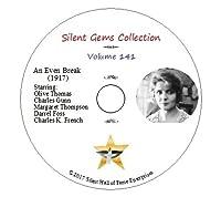 DVD An Even Break (1917) starring Olive Thomas Classic Silent Drama [並行輸入品]