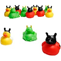 Insect Rubber Ducks by