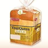 ヤマザキ ユアクイーンゴールド 厚切り食パン 4枚切り