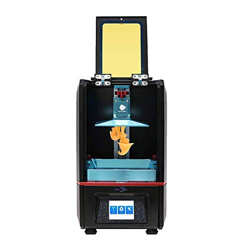 ANYCUBIC PHOTON 3dプリンター 光造形式 金属製 デスクトップ 2K 高精度 UV LED LCD masking Printers 操作簡単