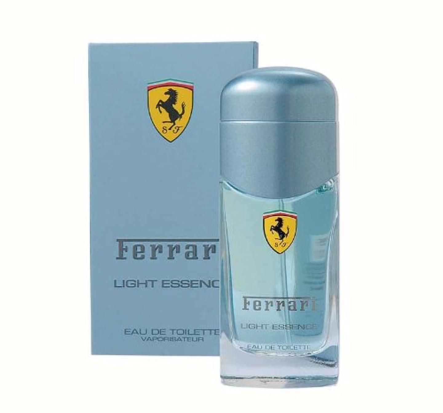 考案する熟読する耕すFerrari フェラーリ ライトエッセンス 30ml メンズ レディース 香水 ユニセックス (並行輸入品)