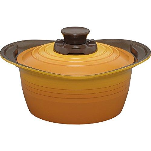 アイリスオーヤマ 無加水鍋