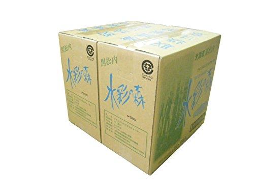 [2CS] 黒松内 水彩の森(2L×6本)×2箱