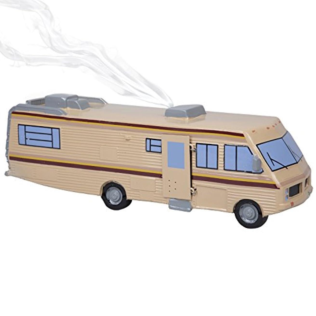 条件付きイルパパSCS Direct Breaking Bad Incense Burner – 1986 Fleetwood Bounder RVレプリカ – Burn Incense Conesまたはレンガ