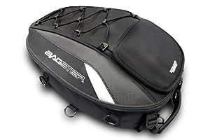 BAGSTER(バグスター) シートバッグ SPIDER(スパイダー) 15-23L 44x30x18cm ブラック 4899B1