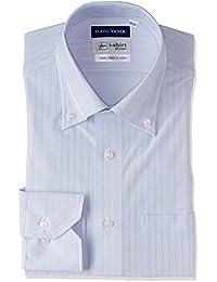 (はるやま) HARUYAMA(ハルヤマ) i-shirt 完全ノーアイロン 長袖 ボタンダウンアイシャツ