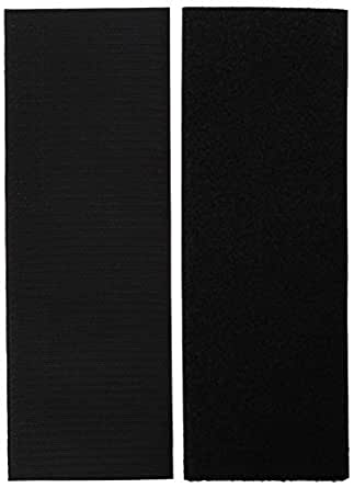 KIYOHARA サンコッコー マジカルシート 縫付タイプ 10×30cm 黒 SUN51-101