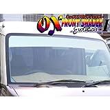 OXフロントシェイダー/エブリィ・キャリイトラック ハーフミラー 品番:FS-188(62W)