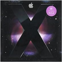 Mac OS X 10.5.4 Leopard