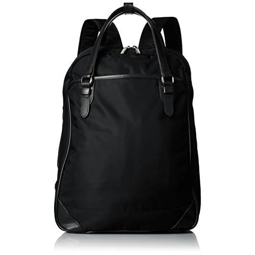 [エースジーン] ビジネスバッグ ソリオート レディース 2WAY 59564 01 ブラック
