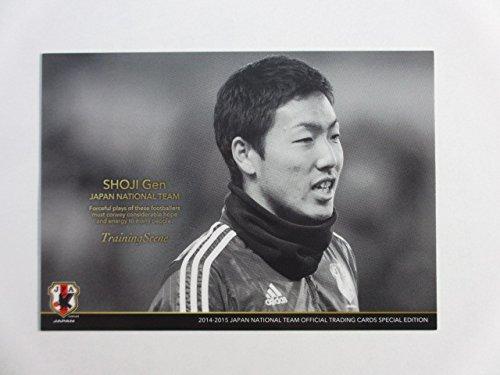 2014-2015サッカー日本代表スペシャルエディション【No.109昌子源】レギュラーカード/日本代表トレーニングカード -