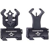 Diamondhead フロントサイト リアサイト セット 刻印 DIAMOND タイプ TMCポーチ付