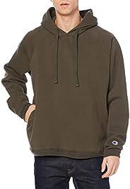 Champion C5-T101 Men's Hoodie One Point Logo Hooded Sweatshirt Made in