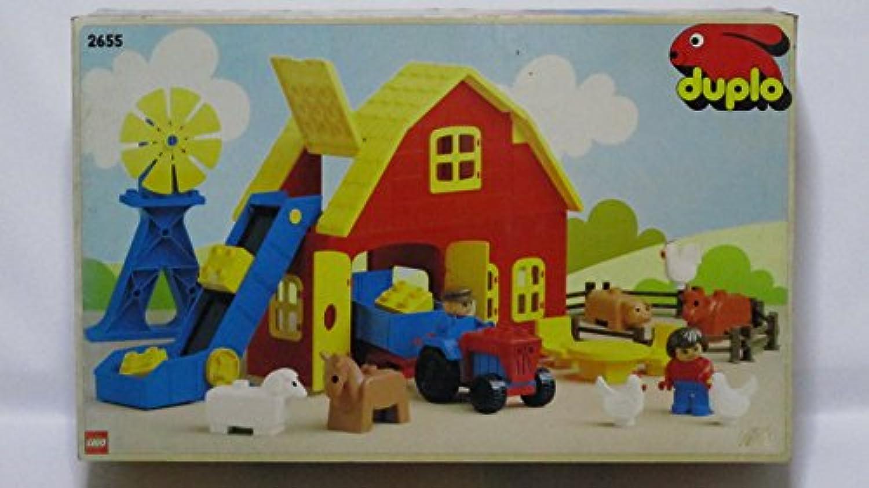 レゴ 2655 duplo 農場