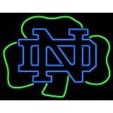 Urby ™スポーツチームの大学ND _ logo1_カスタムネオンサインBeer Bar Pub Neon Light 3年間warranty-fantasticアートワーク。s70 19 Inches