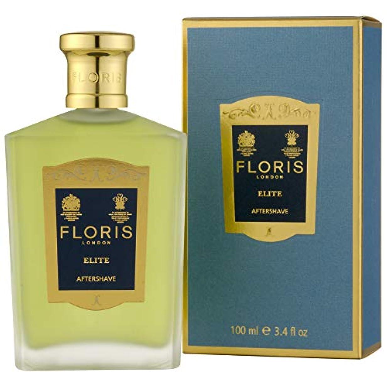 スクラップブック住人宅配便[Floris] 100ミリリットルとしてフロリスエリート - Floris Elite AS 100ml [並行輸入品]