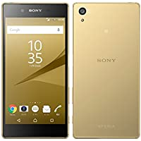 SONY SoftBank Xperia Z5 501SO Gold