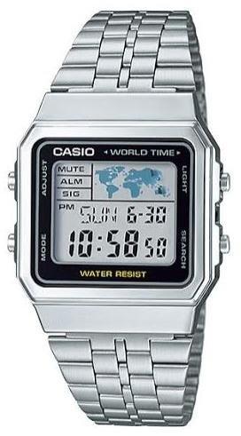 【並行輸入品】CASIO BASIC DIGITAL カシオ ベーシック デジタル A500WA-1