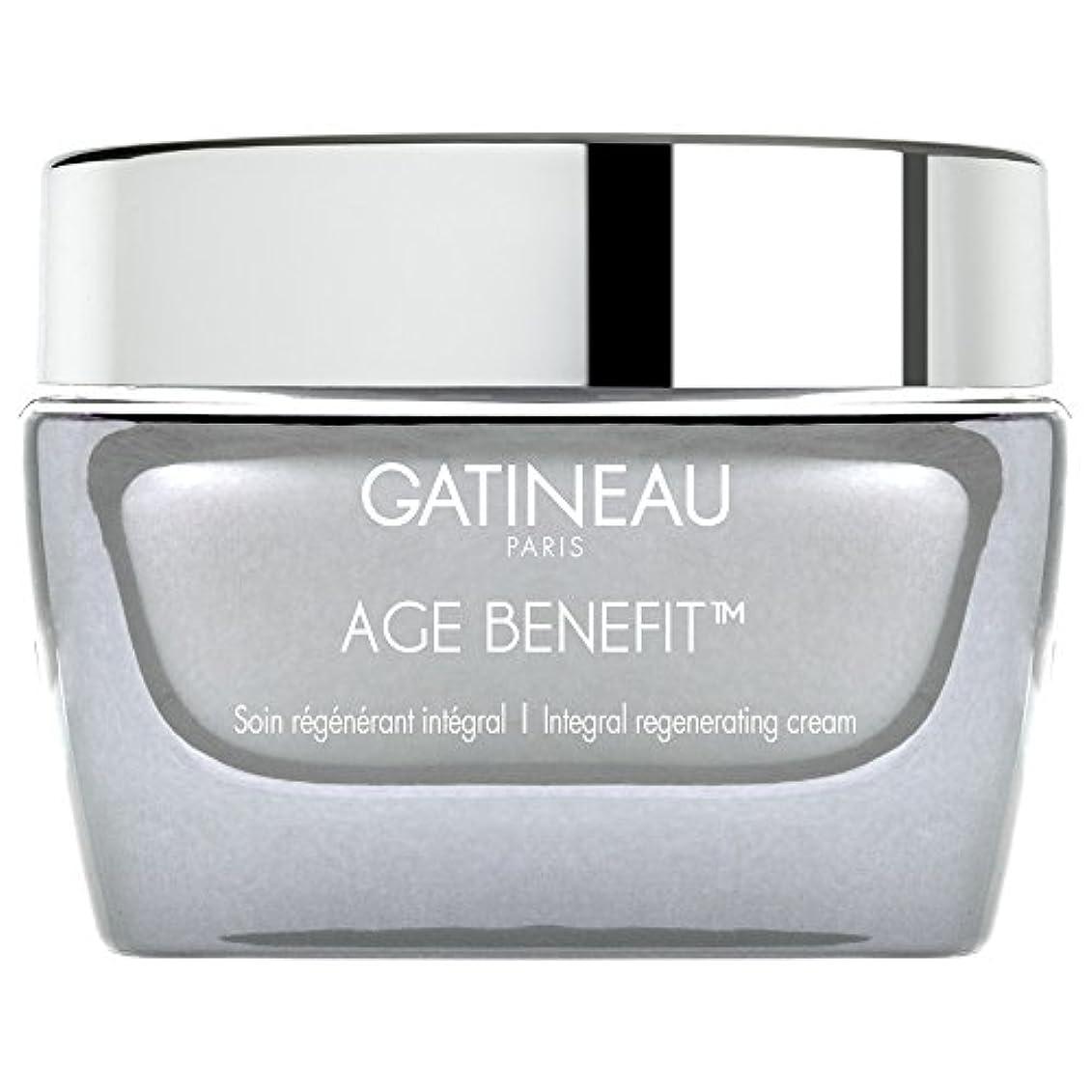 ダンス修復ガウンクリームを再生ガティノー年齢給付、50ミリリットル (Gatineau) (x2) - Gatineau Age Benefit Regenerating Cream, 50ml (Pack of 2) [並行輸入品]