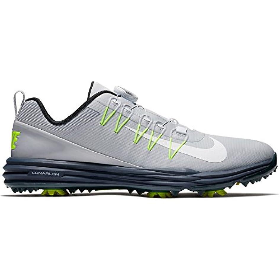 警告する乱暴なレイNike Lunar Command 2 Boa Mens Golf Shoes 888552 Sneakers Trainers