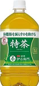 [トクホ]サントリー緑茶 伊右衛門特茶 1Lペット×12本