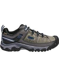 (キーン) KEEN Targhee III Waterproof Leather Hiking Shoe メンズ ハイキングシューズ [並行輸入品]