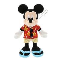 ミッキーマウス ポージープラッシー ぬいぐるみ アロハシャツ 夏 2019 ディズニー グッズ お土産【東京ディズニーリゾート限定】