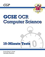 New Grade 9-1 GCSE Computer Science OCR 10-Minute Tests (includes Answers)