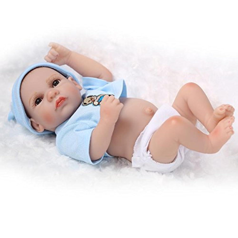 NPK 2016新しい10インチ/ 26 cmフルシリコンソフトビニールReal Looking Premie Rebornベビー人形Lifelike新生児少年人形