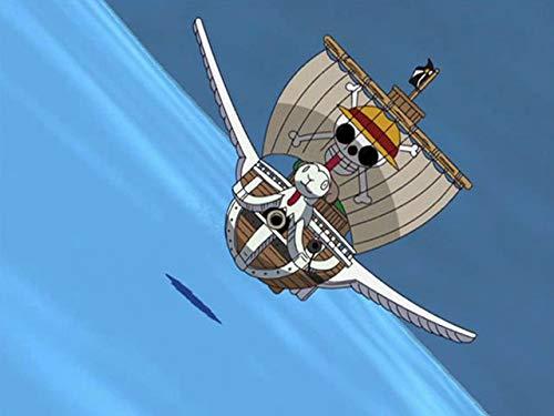 第152話 船は空をゆく! 突き上げる海流に乗れ