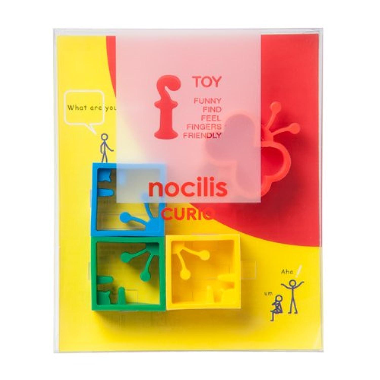 ノシリスキュリオ 4個セット しかく NCS3006B