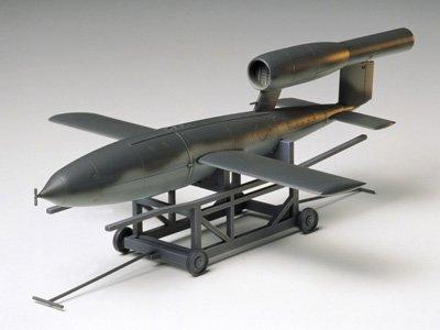 タミヤ 1/48 傑作機シリーズ No.52 ドイツ空軍 V-1 フィーゼラFi103 プラモデル 61052