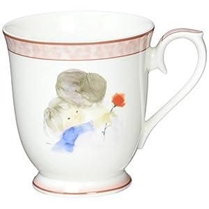 NARUMI いわさきちひろ マグカップ(母の日) 290cc ボーンチャイナ 50429-2635