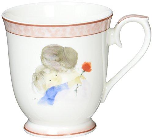 NARUMI いわさきちひろ マグカップ(母の日) 290c...